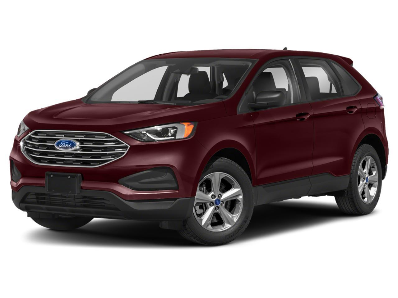 2021 Ford Edge ST Line Sherwood Park AB