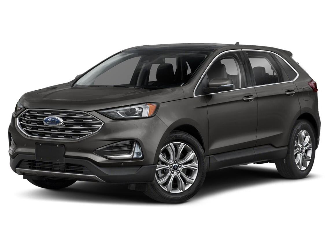 2021 Ford Edge Titanium Watertown SD