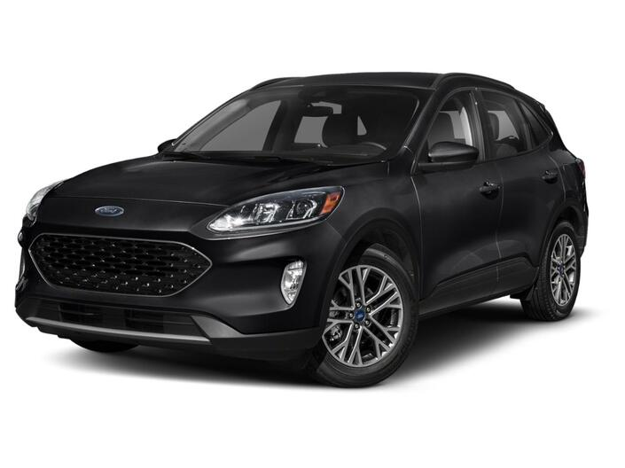 2021 Ford Escape SEL Hybrid Calgary AB