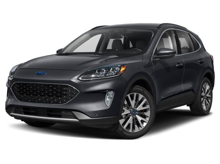 2021 Ford Escape Titanium Calgary AB