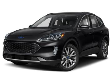 2021_Ford_Escape_Titanium Hybrid_ Santa Rosa CA