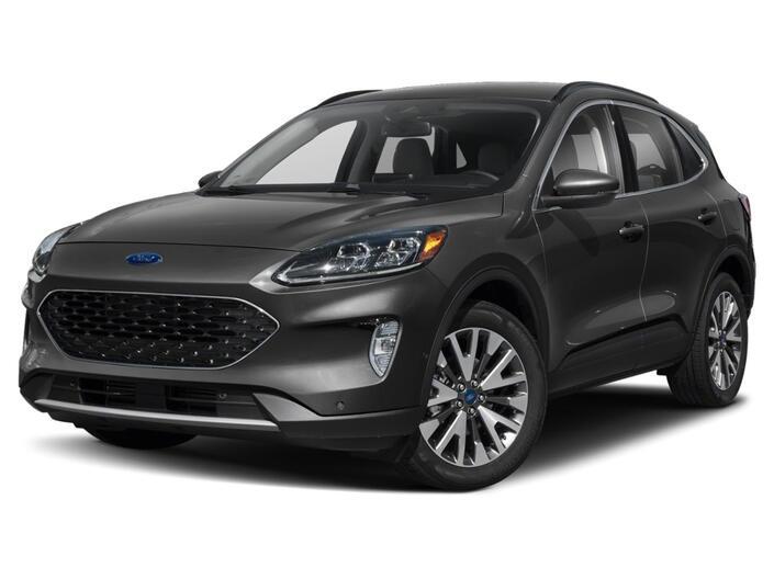 2021 Ford Escape Titanium Hybrid Santa Rosa CA