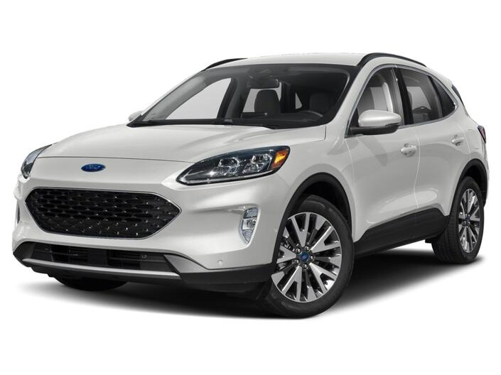 2021 Ford Escape Titanium Hybrid Calgary AB