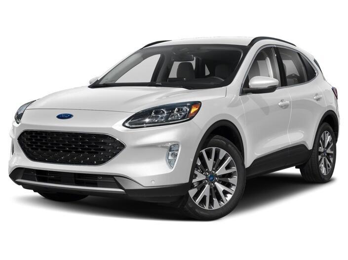 2021 Ford Escape Titanium Hybrid San Diego County CA