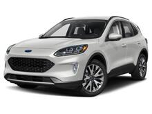 2021_Ford_Escape_Titanium_ Pampa TX