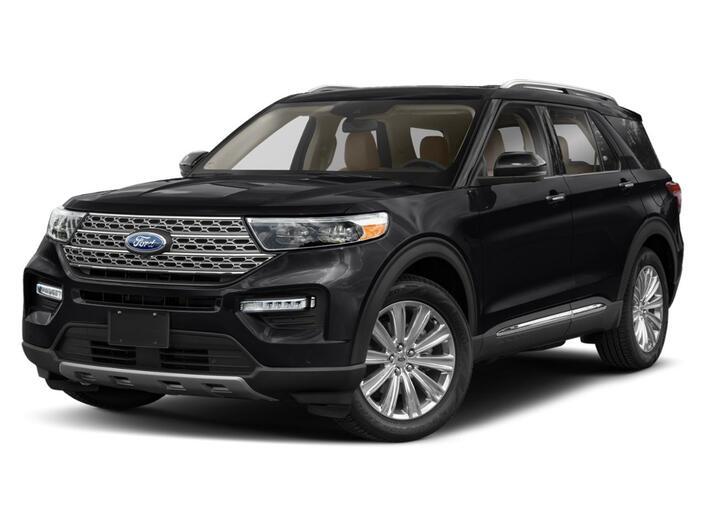 2021 Ford Explorer Limited Calgary AB