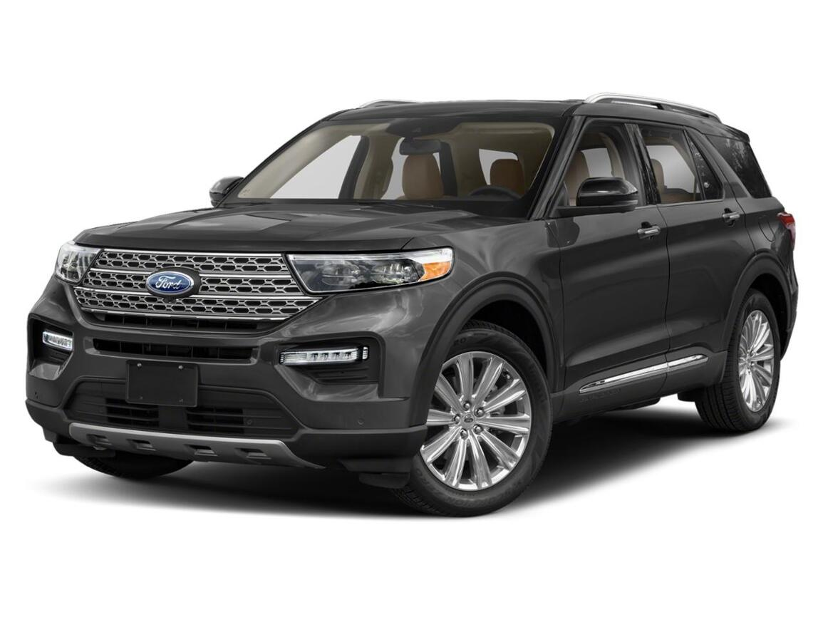 2021 Ford Explorer Limited Watertown SD
