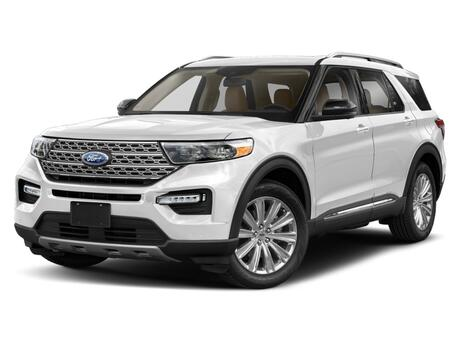 2021 Ford Explorer Platinum Essex ON