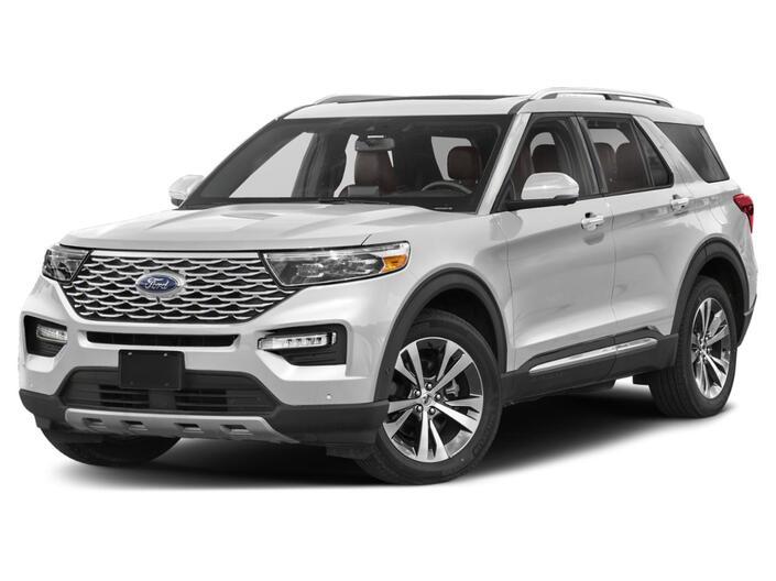 2021 Ford Explorer Platinum Owego NY