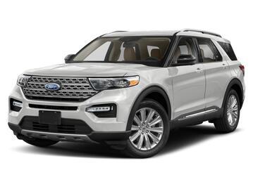 2021_Ford_Explorer_XLT_ Santa Rosa CA