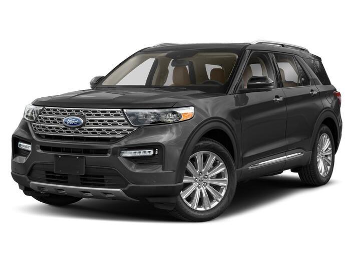 2021 Ford Explorer XLT Santa Rosa CA