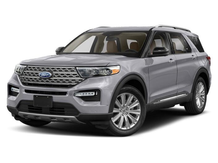 2021 Ford Explorer XLT Calgary AB