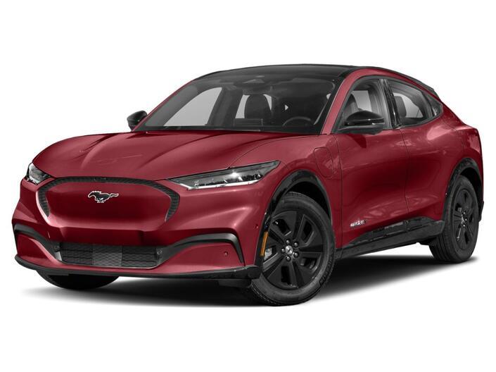 2021 Ford Mustang Mach-E Premium Santa Rosa CA