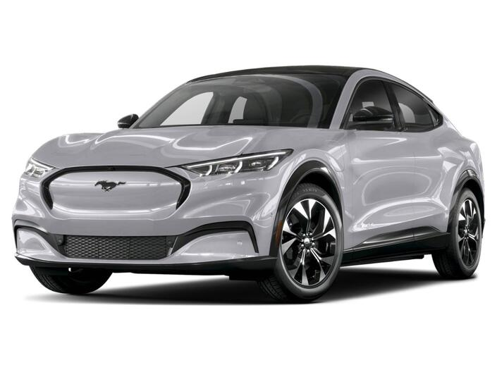 2021 Ford Mustang Mach-E Premium Calgary AB