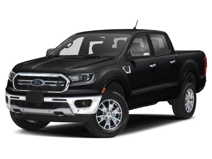 2021 Ford Ranger Lariat San Diego County CA
