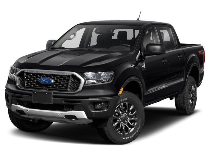 2021 Ford Ranger XLT San Diego County CA