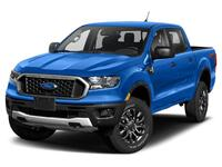 Ford Ranger XLT 2021