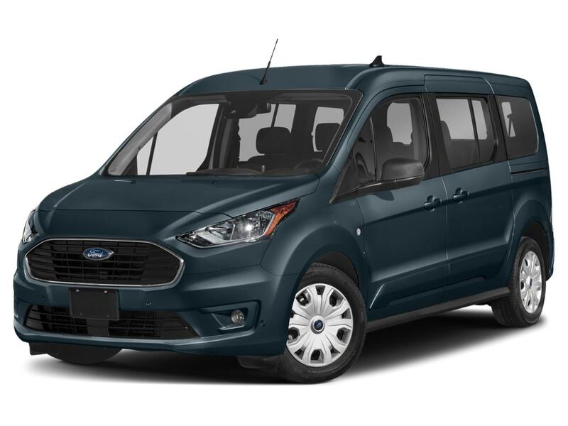 2021 Ford Transit Connect Wagon Titanium Essex ON