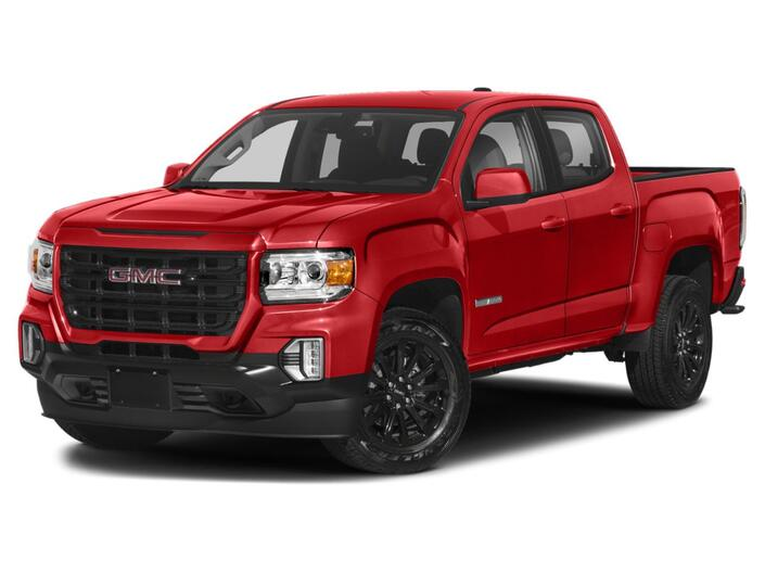 2021 GMC Canyon Elevation Racine WI