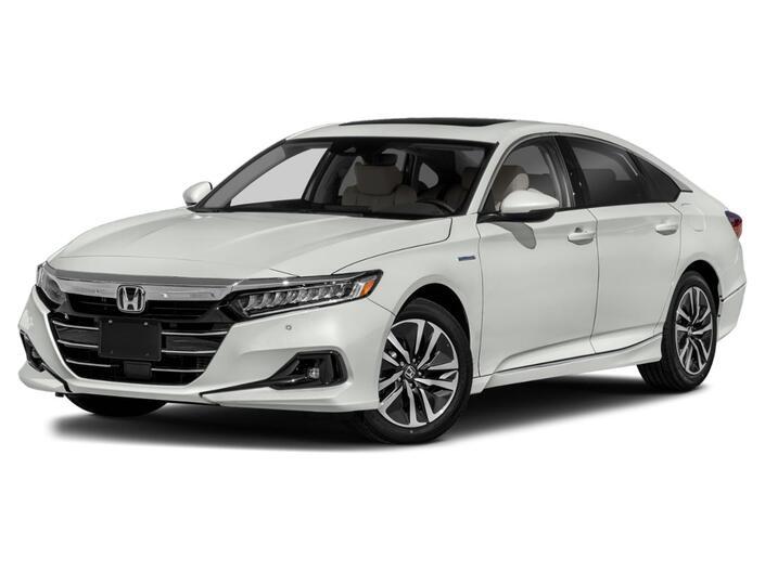 2021 Honda Accord EX-L Hybrid Salinas CA