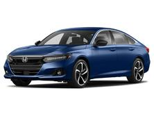 Honda Accord Sedan Sport 1.5T CVT 2021