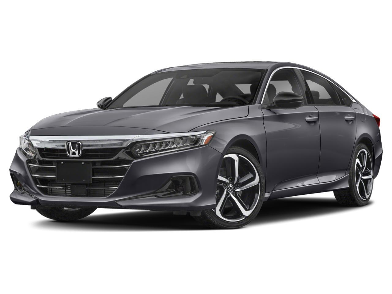 2021 Honda Accord Sedan Sport 2.0 St. John's NL