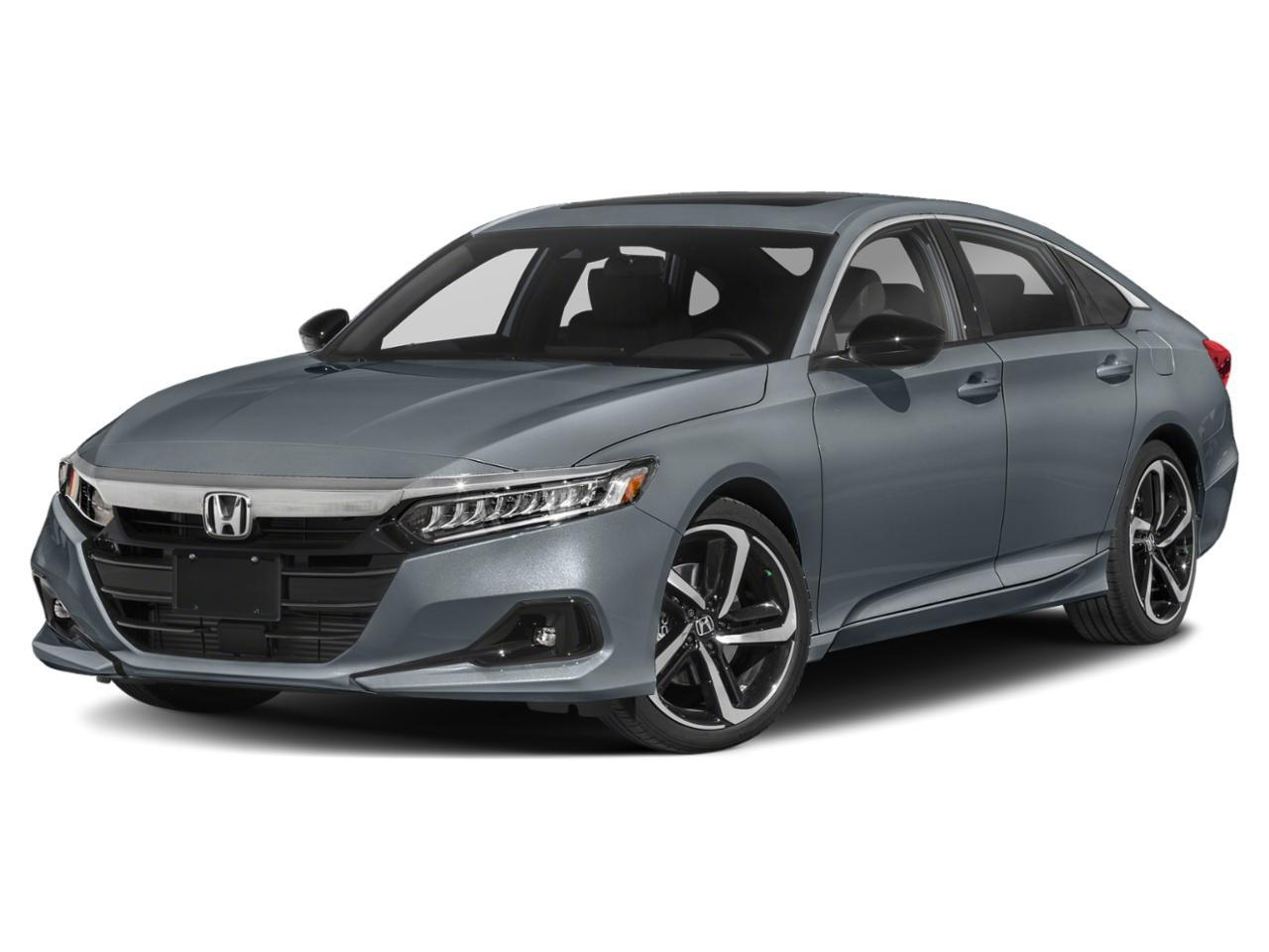 2021 Honda Accord Sedan Sport 2.0T Auto Port Angeles WA