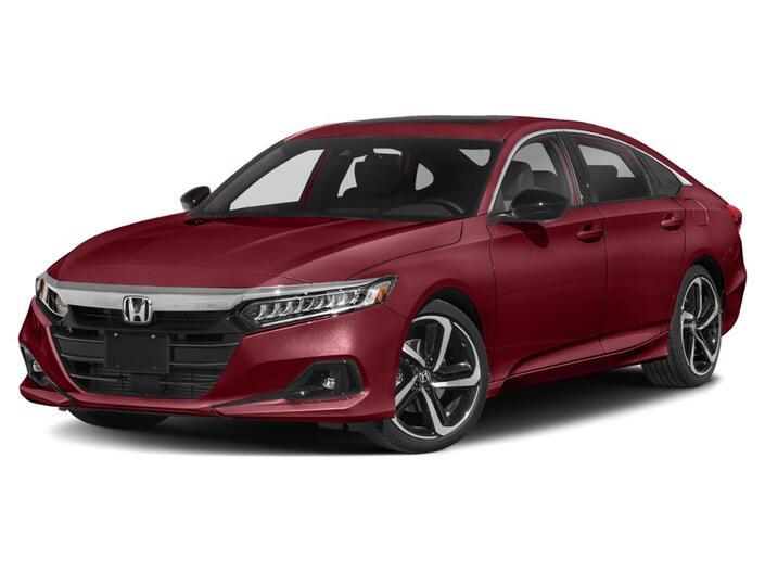 2021 Honda Accord Sedan Sport Cayey PR