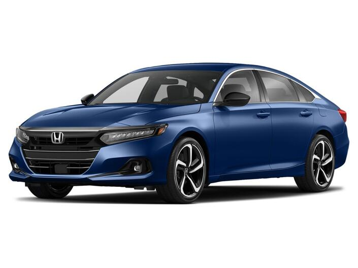 2021 Honda Accord Sedan Sport Ponce PR