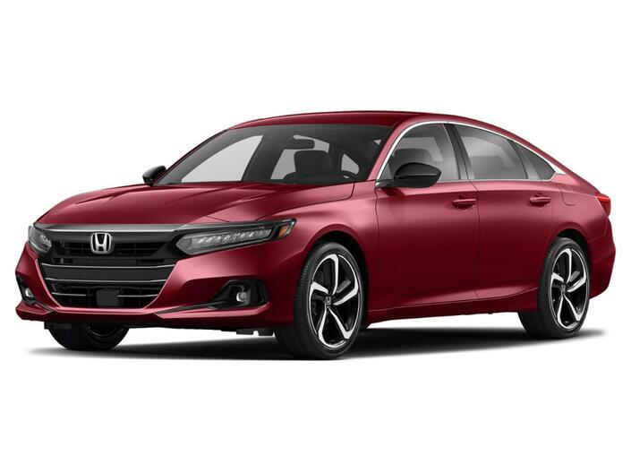 2021 Honda Accord Sedan Sport Ponce PR