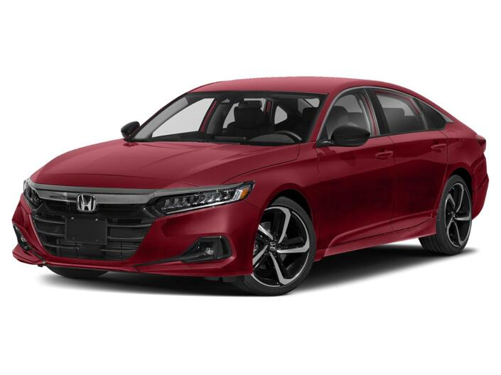 2021 Honda Accord Sedan Sport SE Ponce PR