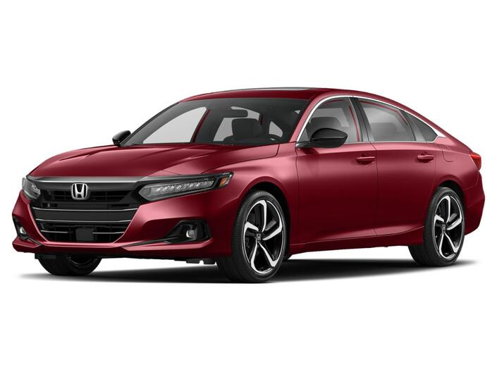 2021 Honda Accord Sedan Sport San Juan PR