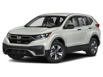 2021_Honda_CR-V_LX_ Santa Rosa CA