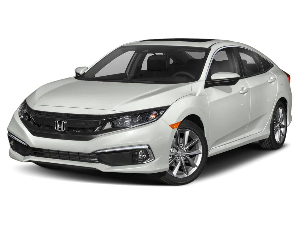 2021_Honda_Civic_EX_ Oklahoma City OK