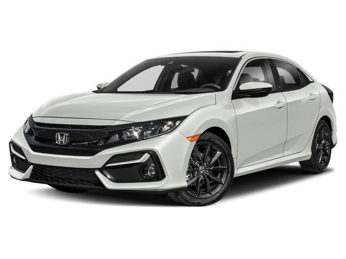 2021 Honda Civic Hatchback EX Ponce PR