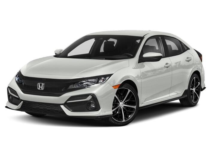 2021 Honda Civic Hatchback Sport Ponce PR