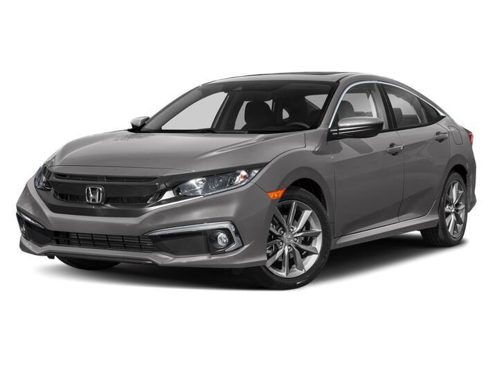 2021 Honda Civic Sedan EX-L Ponce PR