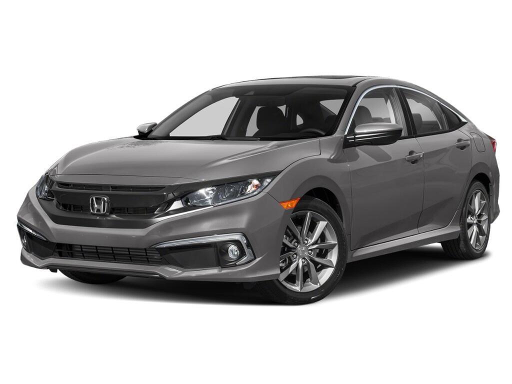 2021 Honda Civic Sedan EX-L San Juan PR