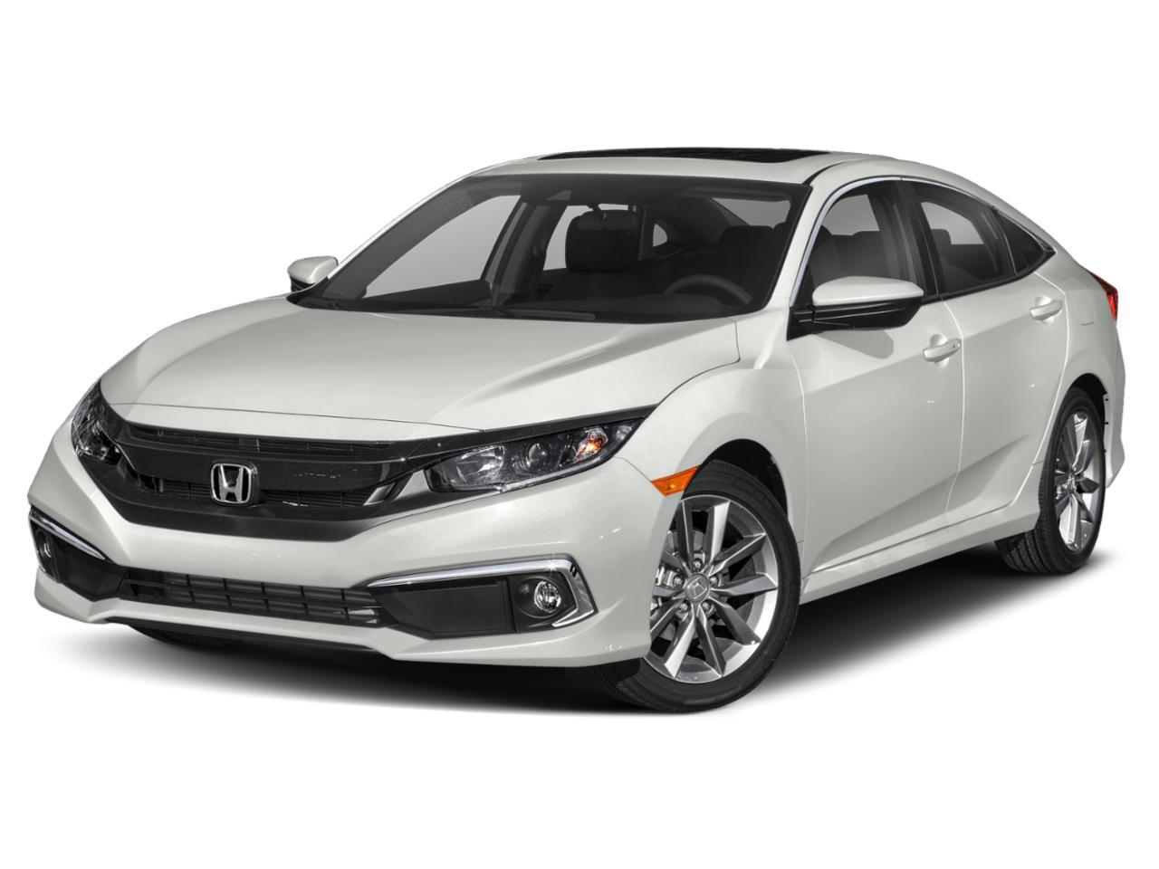 2021 Honda Civic Sedan EX Santa Maria CA