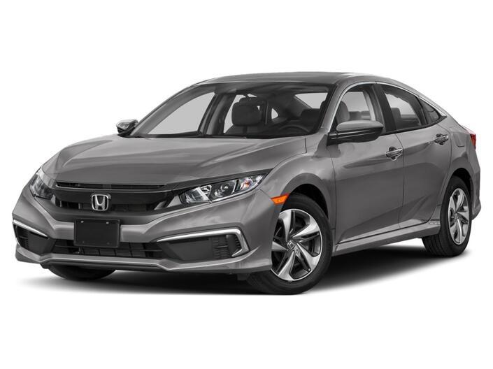 2021 Honda Civic Sedan LX Ponce PR