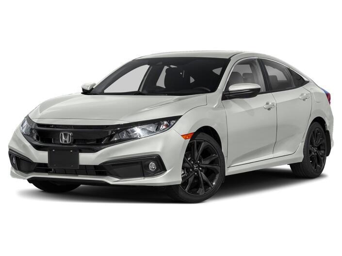 2021 Honda Civic Sedan Sport CVT Avondale AZ