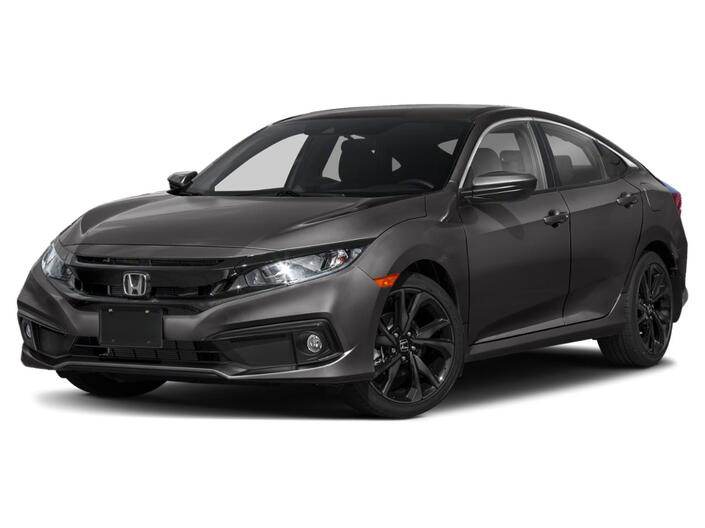 2021 Honda Civic Sedan Sport Cayey PR