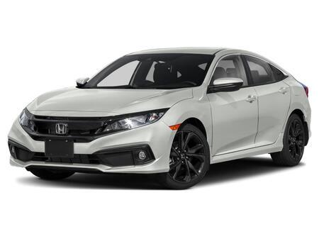 2021_Honda_Civic_Sport_ Salisbury MD