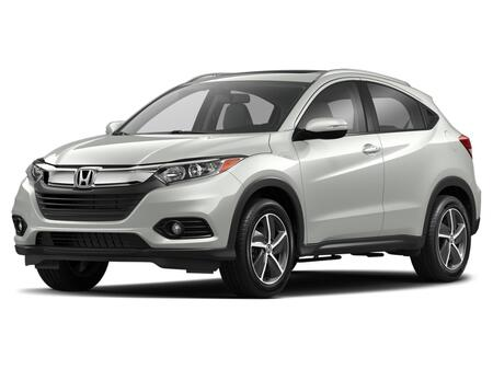 2021_Honda_HR-V_EX-L_ Salisbury MD