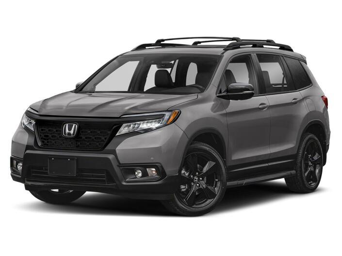 2021 Honda Passport Elite Bayamon PR