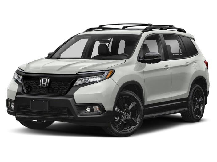 2021 Honda Passport Elite Ponce PR