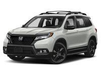 2021 Honda Passport Elite