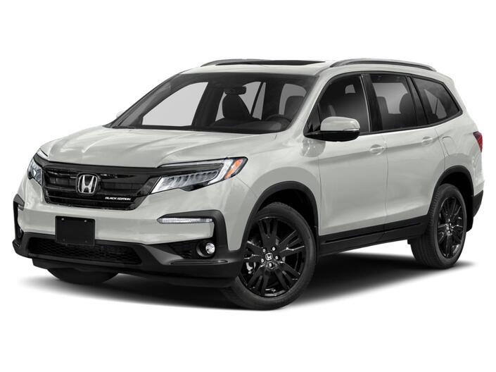2021 Honda Pilot Black Edition San Juan PR