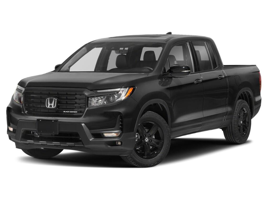 2021_Honda_Ridgeline_Black Edition_ Oklahoma City OK