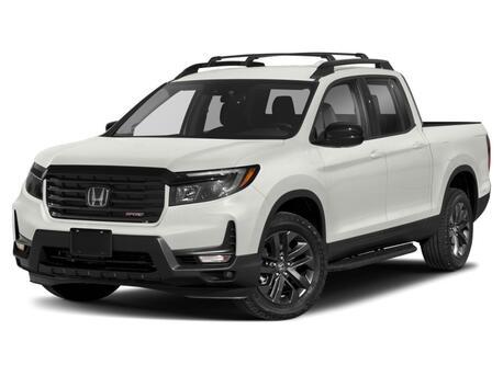2021_Honda_Ridgeline_Sport AWD ** Pohanka Certified 10 Year / 100,000 **_ Salisbury MD